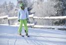 V Jeseníkách už naplno začne lyžařská sezona. Podle provozovatelů lyžařských areálů je sněhu na sjezdovkách dostatek.