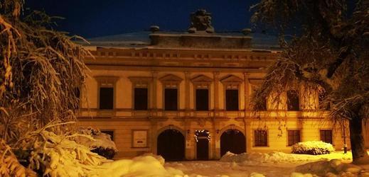 Horácká galerie v Novém Městě na Moravě.