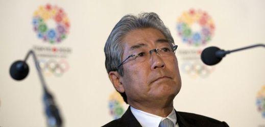 Předseda JOV Cunekazu Takeda čelí obvinění z korupce.