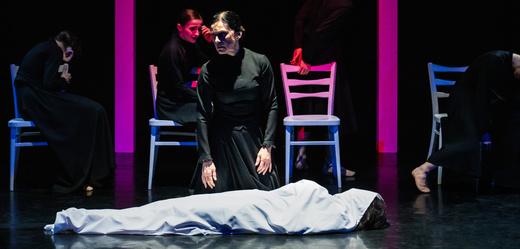 V titulní roli se objeví, v alternaci s Lýdií Švojgerovou, bývalá sólistka baletu Národního divadla a nyní baletní mistryně Nelly Danko.