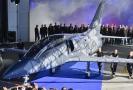 Aero Vodochody představilo 12. října 2018 nový letoun L-39NG.