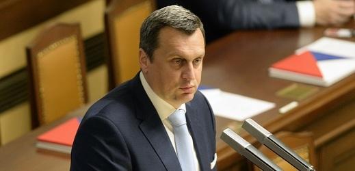 Šéf slovenské sněmovny Andrej Danko.