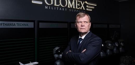 Bývalý náčelník generálního štábu Josef Bečvář se stal od ledna prezidentem zbrojařské firmy Glomex Military Supplies.