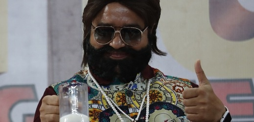 Dříve populární duchovní vůdce Rahím Singh.