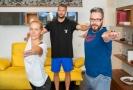 Pro sportování je klíčem radost, říká autor Home Fitness Projectu.