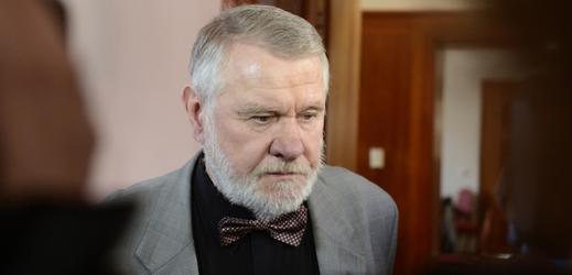 Europoslanec Jaromír Štětina.