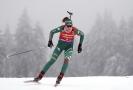 České biatlonistky ve stíhacím závodě Světového poháru v Oberhofu neudržely pozice ze čtvrtečního sprintu.