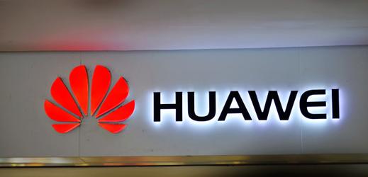 Logo společnosti Huawei.