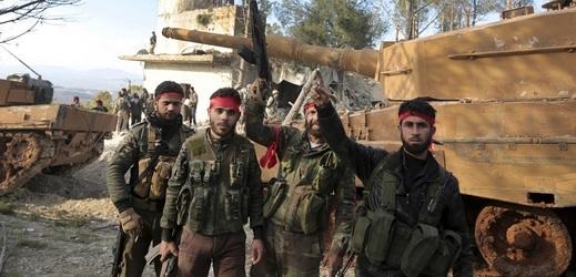 Syrští Kurdové.