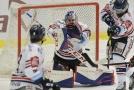 Hokejisté Vítkovic ovládli dohrávku 34. kola extraligy a v moravskoslezském derby na domácím ledě porazili Třinec 3:2.