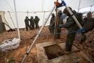 Izraelská armáda začala podzemní tunely objevovat loni v prosinci.