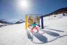 Livigno je ideálním místem, kde vaše děti naučí mít lyže rády.