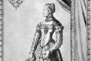 Portrét Marie Stuartovny.