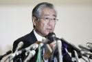 Cukenazu Takeda odmítl nařčení z korupce.