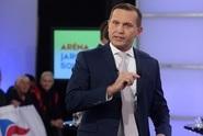 Aréna Jaromíra Soukupa se špičkami české politiky