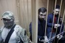 Ukrajinští námořníci budou ve vazbě nejméně do dubna.