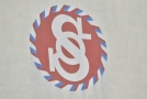 Logo Sokola v areálu jihočeských sokolů v Českých Budějovicích (ilustrační foto).