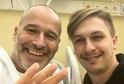 Honza Musil s partnerem Jakubem.