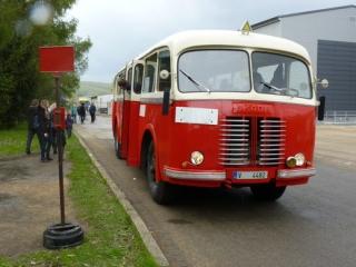 U autobusů a trolejbusů muzeum žádné překvapení nechystá, protože všechna vozidla jezdí, když jsou v provozuschopném stavu.