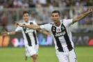 Ronaldo opět úřadoval, Juventus dovedl k rekordnímu triumfu.