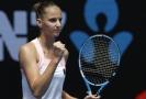 Karolína Plíšková popáté v řadě zvládla druhé kolo Australian Open.