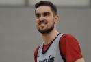 Tomáš Satoranský se už nemůže dočkat večerního zápasu NBA v Londýně.