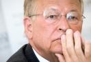 Šéf mnichovské bezpečnostní konference Wolfgang Ischinger.