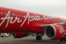 Letadlo společnosti Air Asia.