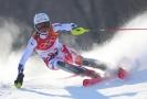 Jan Zabystřan je po slalomu dvanáctý. Elitní desítku má na dosah.