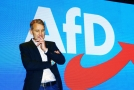 Předseda durynské AfD Björn Höcke.