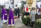 Starosta měl řádný katolický pohřeb.
