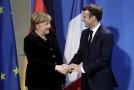 Německo a Francie jsou si kvůli brexitu blízké, ale může je rozdělit názor na měnovou Unii.