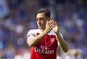 Německý fotbalista ve službách Arsenalu Mesut Özil.