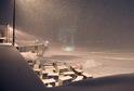 Americká letiště zasypal sníh.