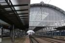 Hlavní nádraží, Praha.