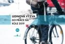 Lednová výzva Do práce na kole.