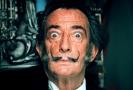 Španělský malíř Salvador Dalí.