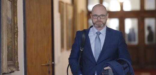 Ministr školství Robert Plaga (ANO).