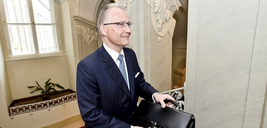 Šéf BIS Michal Koudelka vysvětlil svou schůzku s Robertem Plagou.