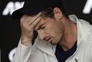 Andy Murray podstoupí operaci kyčle. Zda se po ní vrátí, neví ani on sám.
