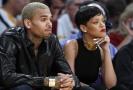 Chris Brown se svou tehdejší partnerkou Rihannou.