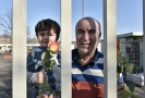 Uprchlíci v azylovém centru v Německu (ilustrační fotografie).