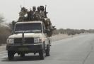 Bojovníci teroristické skupiny Boko Haram.