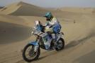Milan Engel zajel na Dakaru sympatické patnácté místo.