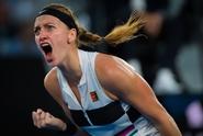 Skvěle! Kvitová prošla do finále. Plíškovou zastavila Ósakaová