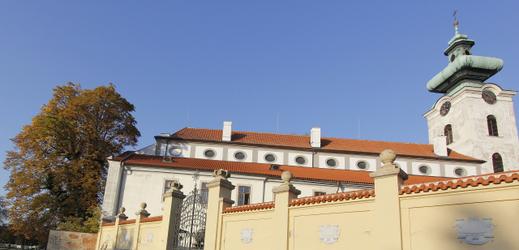 Dominikánský klášter v Českých Budějovicích.