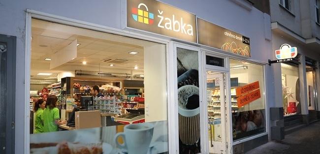 Obchodní síť Žabka otevřela v Praze další prodejnu  5a304f8809