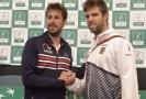 Jiří Veselý zahájí duel Davis Cupu s Nizozemci, jeho soupeřem bude Tallon Griekspoor.
