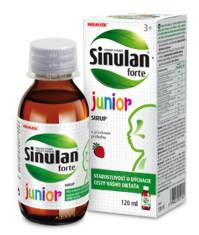 Sirup Sinulan forte junior.