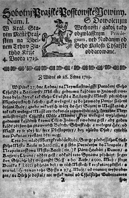 Praha poskytla internetové encyklopedii Wikipedia rozsáhlý soubor.